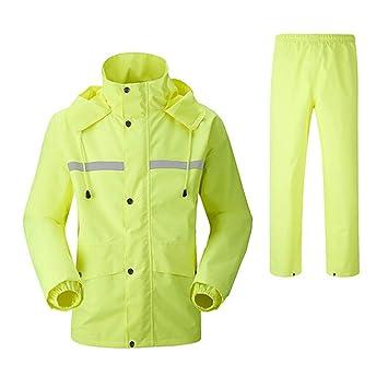 Amazon.com  Sport Rain Jacket Waterproof Rain Jacket and Pant ... 176e249c442