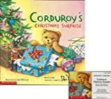 img - for Corduroy's Christmas Surprise Book and Audiocassette Tape Set (Paperback Book and Audio Cassette Tape) book / textbook / text book