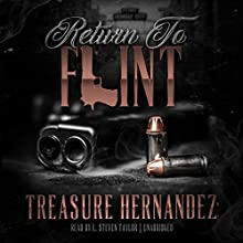 Return to Flint Audiobook by Buck 50 Productions, Treasure Hernandez Narrated by L. Steven Taylor