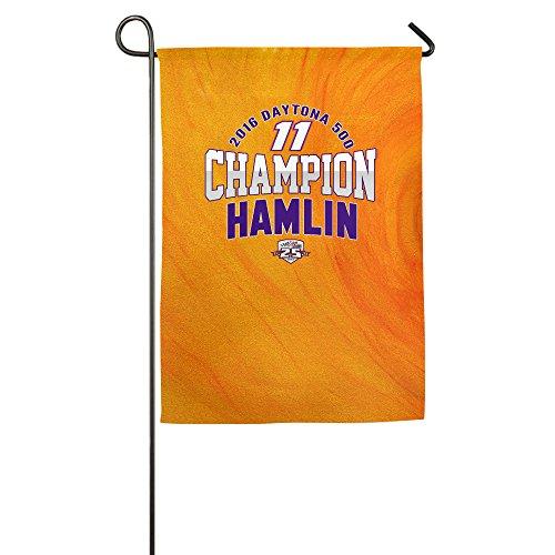 weqofge-denny-hamlin-2016-daytona-500-champion-garden-flag
