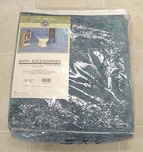 Amazon Com Ultimate 5x6 Foot Slate Blue Bathroom Wall To