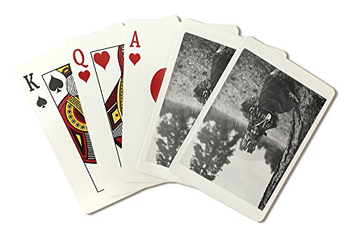 [Flathead Indian Child in full Headdress and Costume Photograph (Playing Card Deck - 52 Card Poker Size with] (Card Joker Costumes)