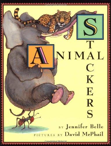 Animal Stackers pdf epub
