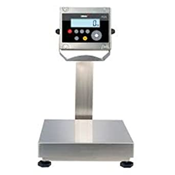 Balanza industrial Inoxidable Gram modelo PSK-60ME de 60Kg/10g dimensiones plato 400x500