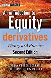 img - for An Introduction to Equity Derivatives: Theory and Practice book / textbook / text book
