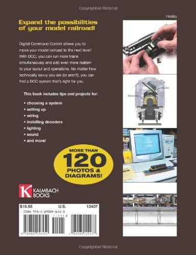 Dcc Projects & Applications (Model Railroader)