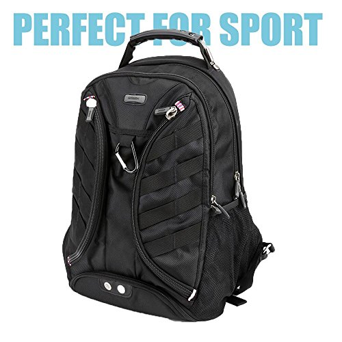 professional backpack with cooler - 9