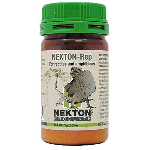 Nekton-Rep Vitamin Mineral Supplement for Reptiles, 75gm