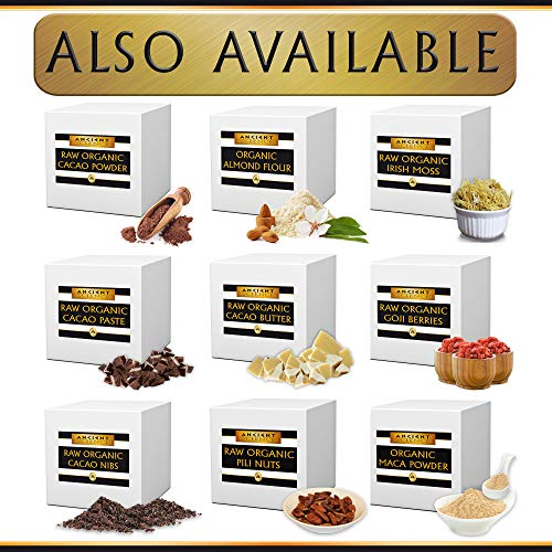 Himalayan Raisins Organic Bulk 55 LB - Wholesale Supplier Kosher by Ancient Science (Image #2)