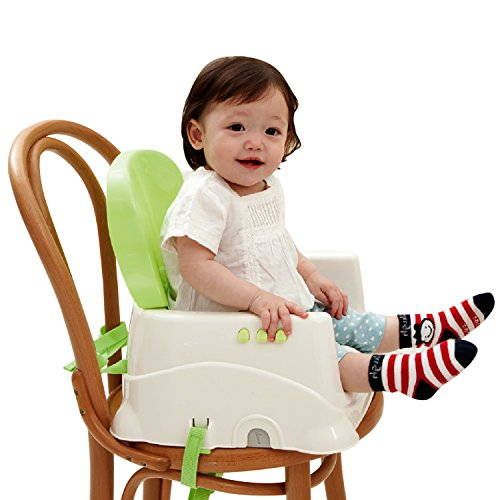 Amazon.com : Booster Seat for Dining- Toddlers Portable High ...