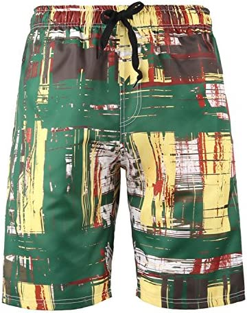 KALLY Mens Dry Fit Short With Pockets