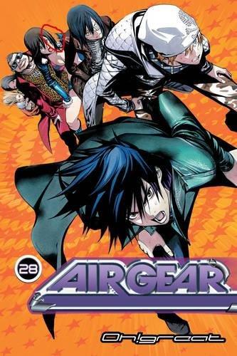 Air Gear 28