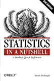 img - for Statistics in a Nutshell by Sarah Boslaugh (2012-11-25) book / textbook / text book