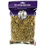 SuperMoss (23810) Mountain Moss Dried, Natural, 2oz