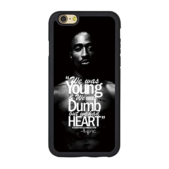 2pac iphone 8 case