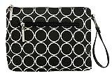 Kalencom Diaper Bag (Black Holes) by Kalencom
