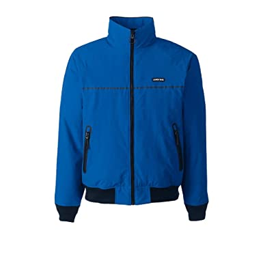 eb97367350e7d Lands  End Men s Classic Squall Jacket at Amazon Men s Clothing ...