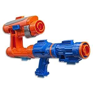 AVENGERS Star Lord Nerf Assembler Gear Blaster, 7 Pieces