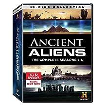 Ancient Aliens: Complete Seasons 1-6