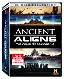 Ancient Aliens: The Complete Seasons 1-6 [DVD]
