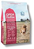 Open Farm Wild-Caught Salmon Dog Food 4.5 lb Review