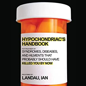 The Hypochondriac's Handbook Audiobook