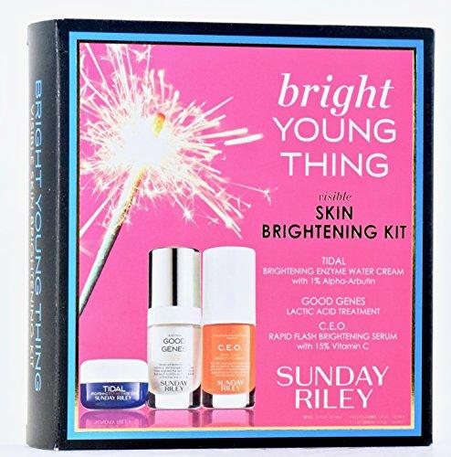Sunday Riley Bright Young Visible Thing Skin Brightening Kit (Brightening Kit)