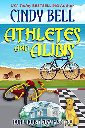 Athletes and Alibis (Dune House Cozy Mystery Book 14)]()