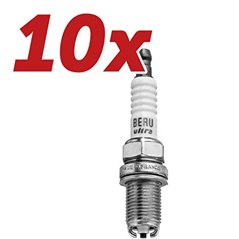 10 x Beru Original Bujía Ultra – Z145 de