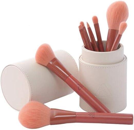 KMDSM 8-pack De Cepillo Del Maquillaje, Profesionales Herramientas ...