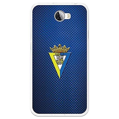 Cádiz Carcasa Oficial Fondo Azul Huawei Y5 II: Amazon.es ...