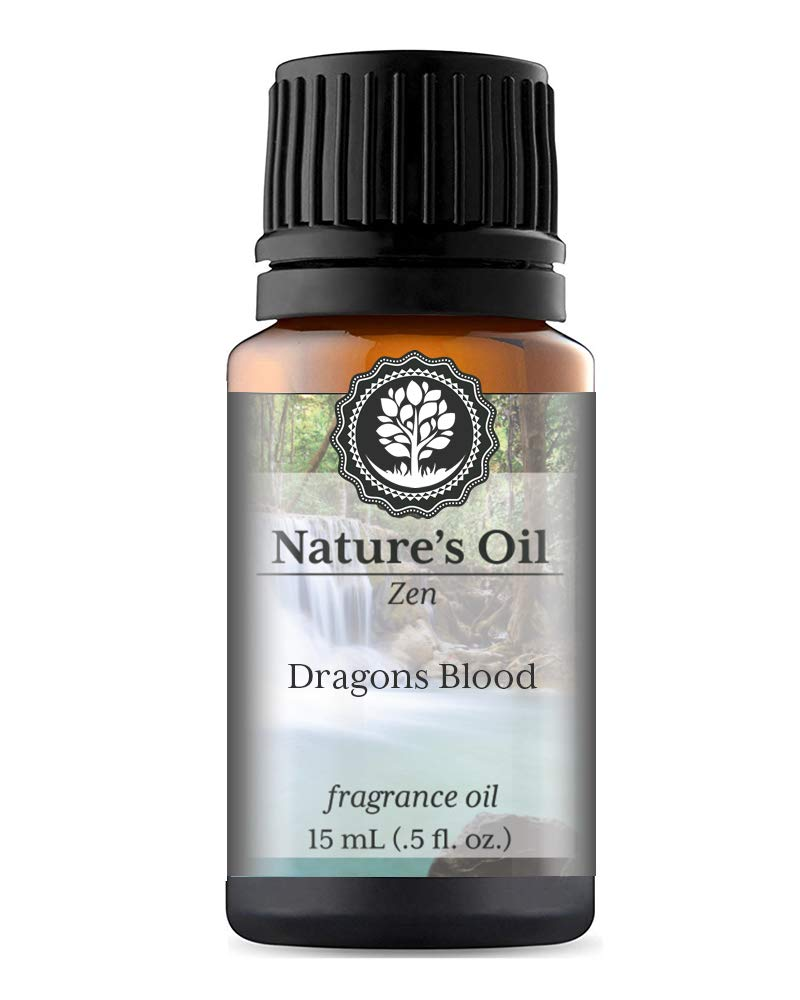Dragons Blood Fragrance Oil (15ml) For Diffusers, Soap Making, Candles, Lotion, Home Scents, Linen Spray, Bath Bombs, Slime