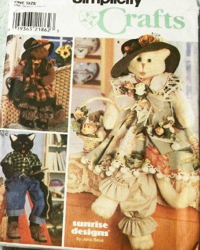 Boy Doll Pattern - 6