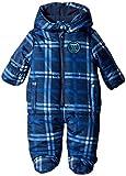 Weatherproof Baby Boys' Pram (More Styles Available), Black Print / Black A, 3/6 Months