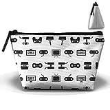 Portable Video Games Travel&home Bag Makeup Bag Storage Bag For Women And Girl