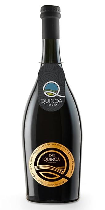 3 opinioni per Quinoa Italia Birra- 750 ml
