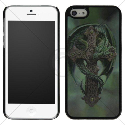 Back Case 3D iPhone 5 / 5S V566 - Schale Cover Etui