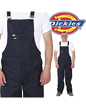 Redhawk Bib and Brace - Navy Mens Work Overalls Work Dungarees