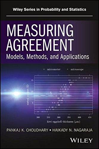 Measuring Agreement: Models, Methods, and Applications (Wiley Series in Probability and (891 Series)