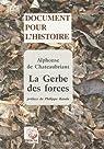 La Gerbe des forces (Nouvelle Allemagne) par Châteaubriant