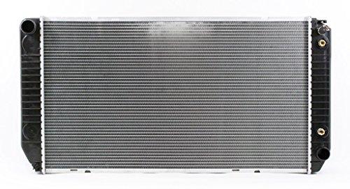 Radiator - Pacific Best Inc For/Fit 1523 94-98 Chevrolet GMC C/K Pickup Suburban V8 6.5L 1994 Turbo/Diesel - Turbo Diesel Suburban