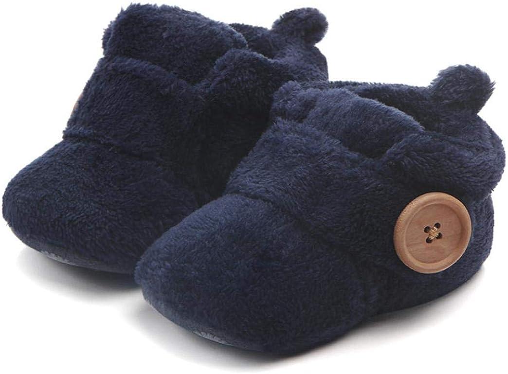 Zapatos Bebe Invierno Fossen Recién Nacido Niñas Niños Primeros ...