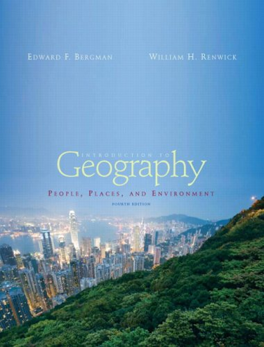 Introduction to Geography: People, Places and Environment