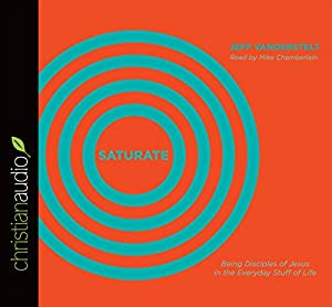 Saturate Audiobook