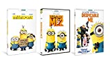 Despicable Me / Despicable Me 2 / Minions (shrink-wrapped bundle)