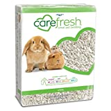 Carefresh Complete Ultra Natural Paper Bedding for Small Animals, 50 L