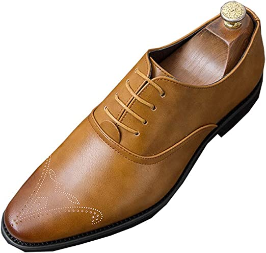 GYCV Leather Shoes, Oxford Business