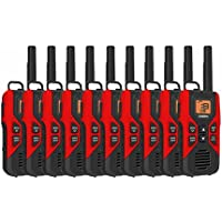 Uniden GMR3055-2CK Two-Way Radio / Walkie Talkies 10-PACK