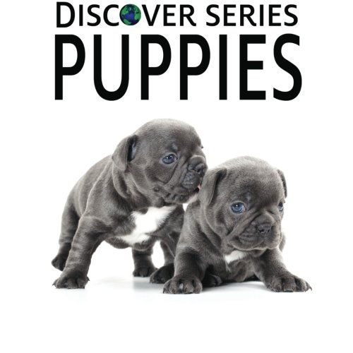 Puppies: Discover Series Picture Book for Children - Discover Series Picture Book