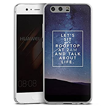 coque p10 huawei amour